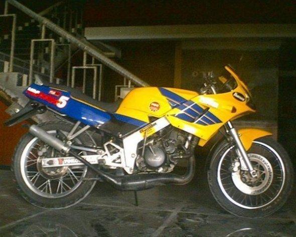 ungu kuning