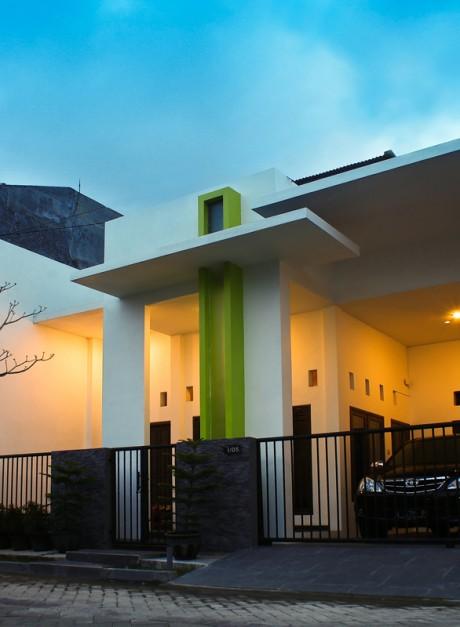 ata lampu rumah minimalis