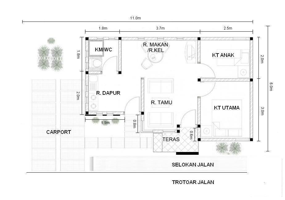 Gambar Model Atap Rumah Desain Atap Rumah Minimalis 625x475