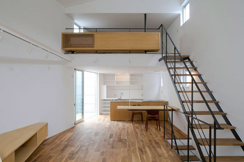 Aneka model tangga minimalis   http