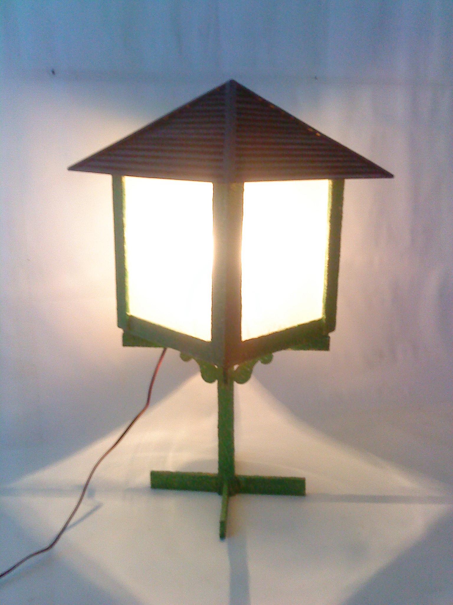 Lampu Meja Minimalis Lampu Meja Pengantar Tidur