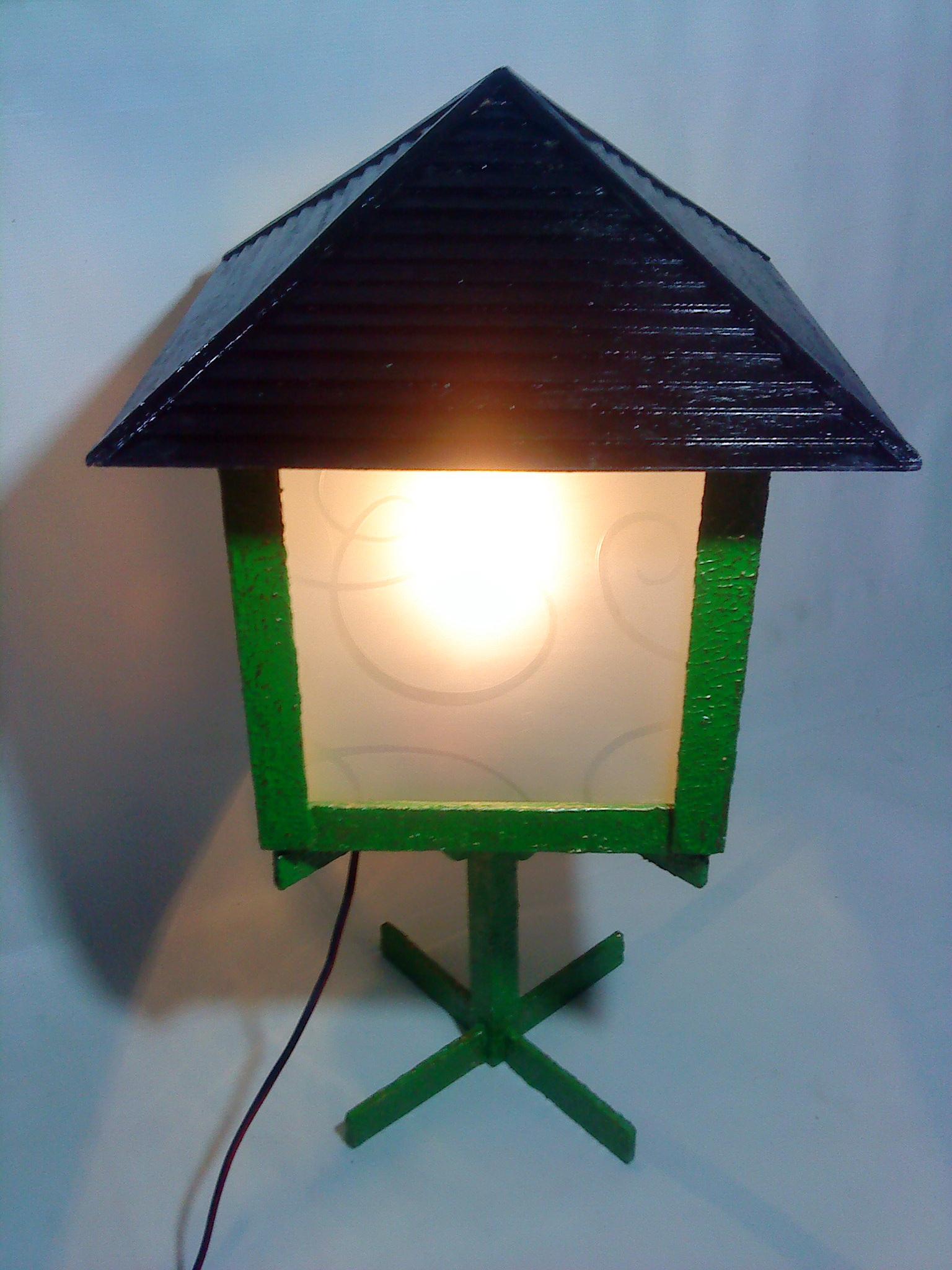 Lampu meja pengantar tidur, produk dari donalterores