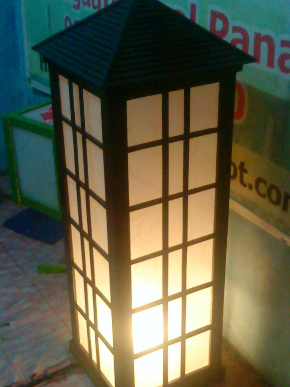 Lampu Meja Minimalis Lampu Hias Minimalis Ini Oleh