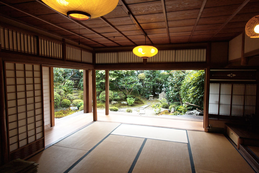 Rumah Mewah Gaya Jepang - Ceria Bulat h