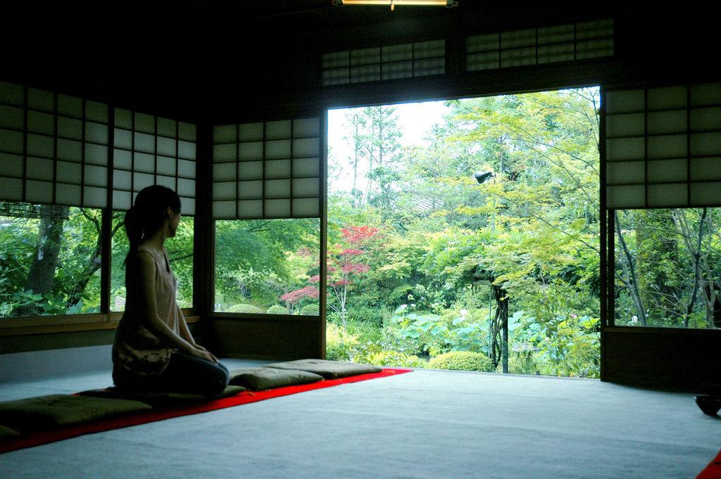 Ada 4 prinsip dasar dalam membangun interior gaya jepang.